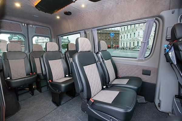 Mercedes-Benz VIP Sprinter